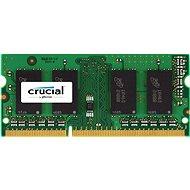 Crucial SO-DIMM 4 Gigabyte DDR3 1066MHz CL7 für Apple / Mac - Arbeitsspeicher