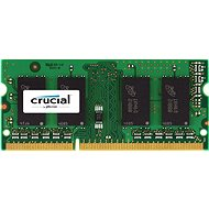 Crucial SO-DIMM 4GB DDR3 1066MHz CL7 pro Apple/Mac