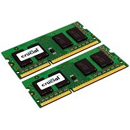 Crucial SO-DIMM 4GB Kit DDR3 1600MHz CL11 Dual voltage - System Memory