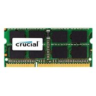 Crucial SO-DIMM DDR3 1600MHz CL11 2 GB Dual Voltage