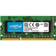 Crucial SO-DIMM 4GB DDR3 1600MHz CL11 Dual Voltage