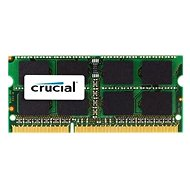 Crucial SO-DIMM 8GB DDR3 1333MHz CL9 Dual Voltage for Apple/Mac - System Memory