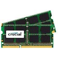 Crucial SO-DIMM 8 GB KIT DDR3L 1.866 MHz CL13 für Apple / Mac