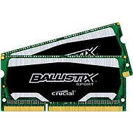 Crucial SO-DIMM 8GB KIT DDR3 1600MHz CL9 Ballistix Sport