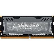 Crucial SO-DIMM 8GB DDR4 2666MHz CL16 Ballistix Sport LT - System Memory
