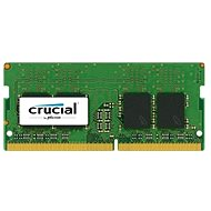 Crucial SO-DIMM 8GB DDR4 2133MHz CL15 Dual Ranked - System Memory