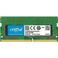 Crucial SO-DIMM 8GB DDR4 SDRAM 2133MHz CL15 Single Ranked - Operačná pamäť