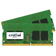 Crucial SO-DIMM 16GB KIT DDR4 2133MHz CL15 Dual Ranked