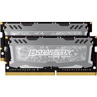 Crucial SO-DIMM 16GB KIT DDR4 2666MHz CL16 Ballistix Sport LT - Operační paměť