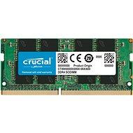 Crucial SO-DIMM 4 GB DDR4 2400MHz CL17 Einzel Rang - Arbeitsspeicher