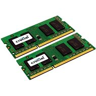Crucial SO-DIMM 8GB KIT DDR4 SDRAM 2400MHz CL17 Single Ranked