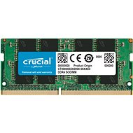 Crucial SO-DIMM 8GB DDR4 SDRAM 2400MHz CL17 Single Ranked x8 - Operačná pamäť