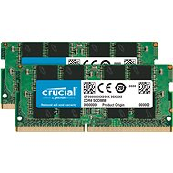 Crucial SO-DIMM 16 gigabytes KIT DDR4 2400MHz CL17 Single Ranked x8