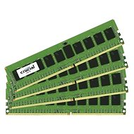 Crucial 32 GB KIT DDR4 2133MHz CL15 ECC Unbuffered