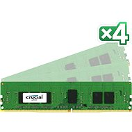 Crucial 32 GB KIT DDR4 2400 MHz CL17 ECC Unbuffered