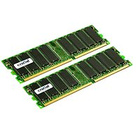 Crucial 2GB KIT DDR 333MHz CL2.5
