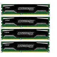 Crucial 32GB KIT DDR3 1600MHz CL9 Ballistix Šport