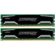 Crucial 16 GB KIT DDR3 1600 MHz CL9 Ballistix Sport