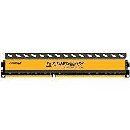 Crucial 4GB DDR3 1600MHz CL8 Ballistix Tactical LP - System Memory