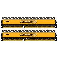 Crucial DDR3 1600MHz 8 GB KIT CL8 Ballistix Tactical LP - Arbeitsspeicher