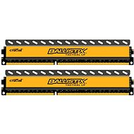 Crucial 16GB KIT DDR3 1600MHz CL8 Ballistix Tactical LP