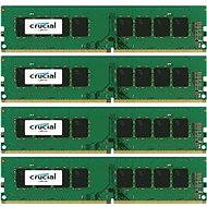 Crucial 16GB KIT DDR4 2133MHz CL15 Single Ranked