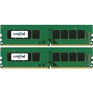 Crucial 8GB KIT DDR4 2400MHz CL17 Single Ranked
