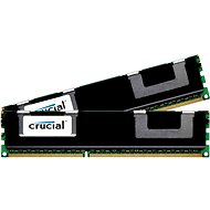 Crucial 8GB KIT DDR3L 1600MHz CL11 ECC Registered - System Memory
