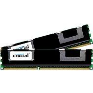 Crucial 8GB KIT DDR3L 1600MHz CL11 ECC Registered - Operačná pamäť