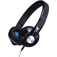 Cresyn C560H černá - Sluchátka s mikrofonem