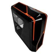NZXT Phantom 410 černá/oranžová - Počítačová skříň