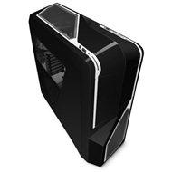 NZXT Phantom 410 černá/bílá - Počítačová skříň