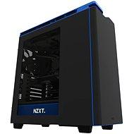 NZXT H440 černá/modrá - Počítačová skříň