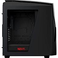 NZXT 450 Noctis Schwarz