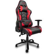 CONNECT IT Gaming Chair červená - Herní židle