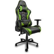 CONNECT IT Gaming Chair zelená - Herní židle