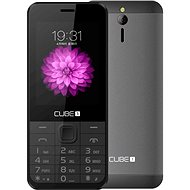 CUBE1 F400 Black - Mobile Phone