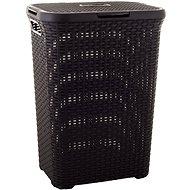 Curver Laundry Basket Rattan 60l 00707-210