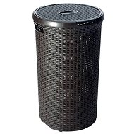 Curver laundry basket Rattan 48 liters 00710-210