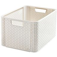Curver Úložný box Rattan Style2 L 03616-885 - Box