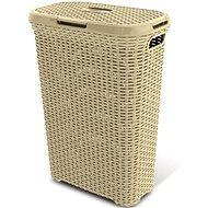 Curver laundry basket 40 liters cream RATTAN