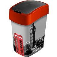Curver Odpadková koš 25l Flipbin London - Odpadkový koš