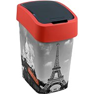 Curver Flipbin Paris 02171-P67 - Odpadkový kôš