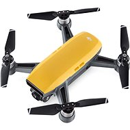DJI Spark Fly More Combo - Sunrise Yellow - Smart drone