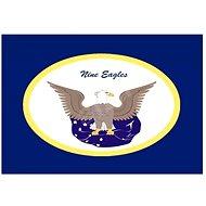 Nine Eagles oberen Rahmen