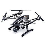 YUNEEC Q500 4K, Steady Grip, 2x akumulátor, Wizard - Smart drone