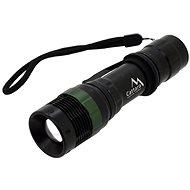 Cattaro LED-Taschenlampe Tasche 150L 3 ZOOM-Funktion - LED-Taschenlampe