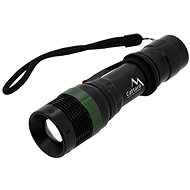 Cattara Flashlight Pocket LED 150lm ZOOM 3 Features - LED Light