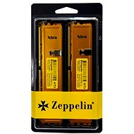 ZEPPELIN 2GB KIT DDR 400MHz CL3 GOLD