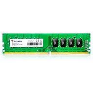 ADATA 4GB DDR4 2400MHz CL17 - Operační paměť
